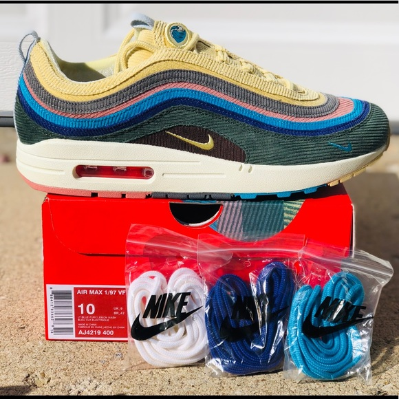 the best attitude 112c1 87a80 Nike Shoes | Air Max 97 Sean Wotherspoon Deadstock | Poshmark